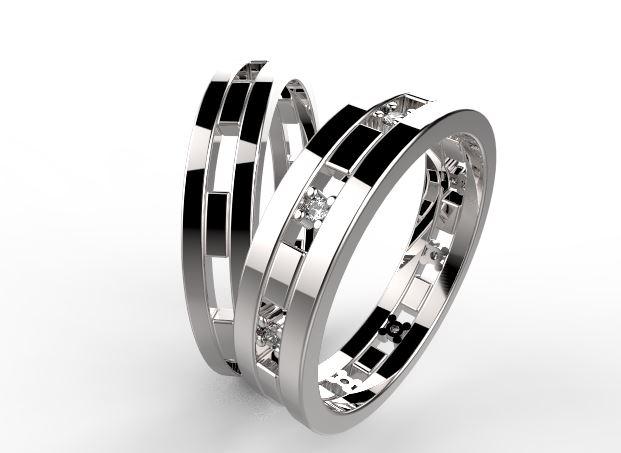 Zlate Snubni Prsteny 004 Vyroba Sperku