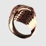 Pánský prsten Monika 0002 spodek