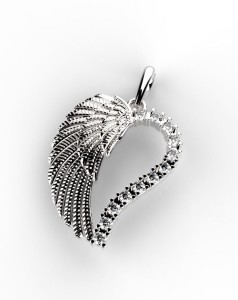 srdce křídlo 2